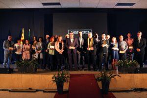 Guanyadors premis deltebre 2017